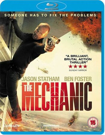 The Mechanic (2011) Dual Audio Hindi 480p BluRay x264 300MB Download