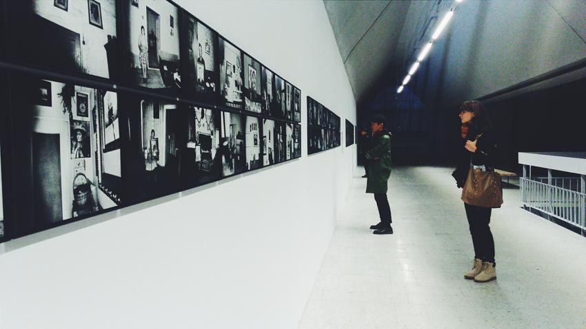 Wystawa w Muzeum Sztuki Nowoczesnej