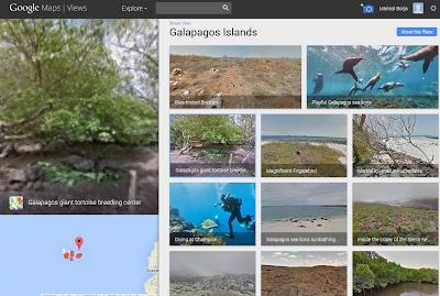 viajar a galapagos