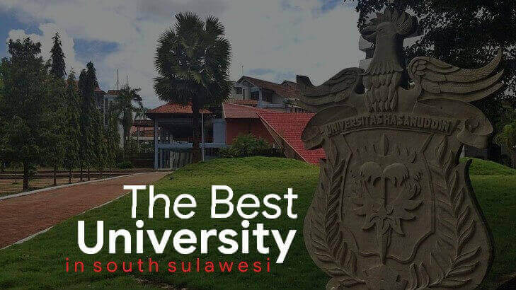 Daftar Universitas terbaik di sulawesi selatan