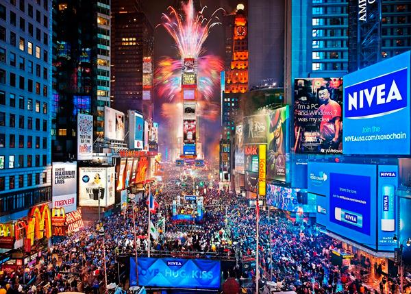 Times Square (Nueva York - EE UU)