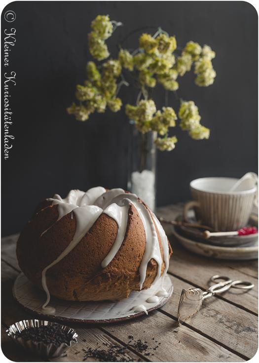 Earl-Grey-Zitronen-Kuchen
