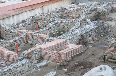 Sofia's 'restored' Roman complex at Serdika unveiled