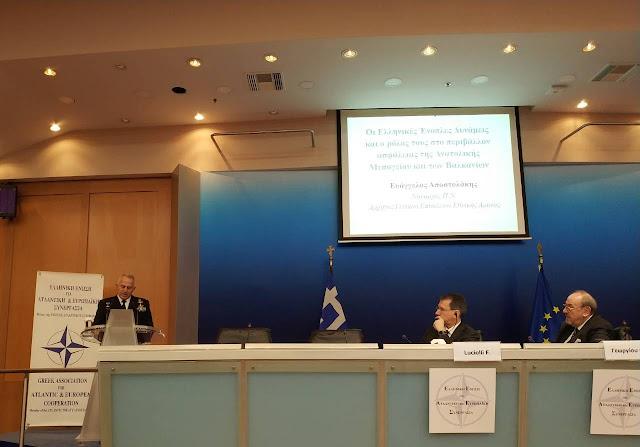 Αρχηγός ΓΕΕΘΑ: Οι Ελληνικές Ένοπλες Δυνάμεις και ο ρόλος τους στην Μεσόγειο