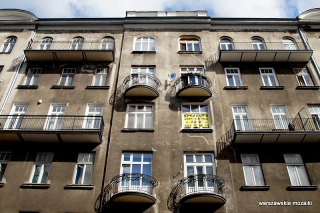 Warszawa Warsaw Śródmieście kamienica rejestr zabytków