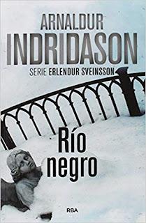Rio negro- Arnaldur Indridason