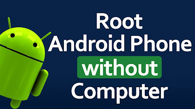 How to root any android phones