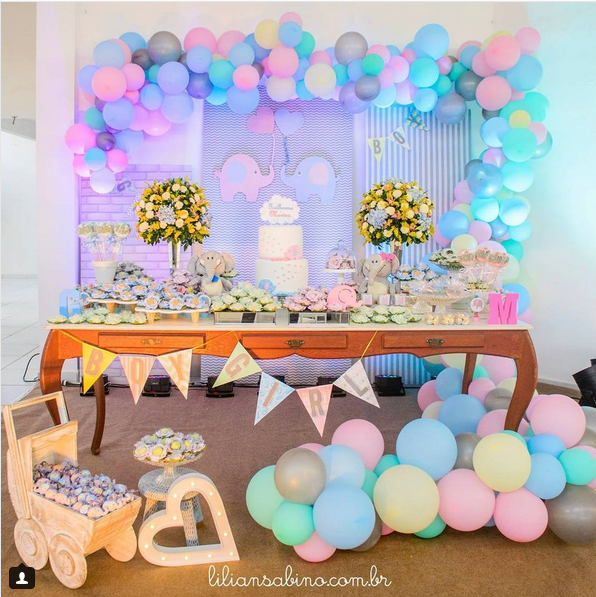 Decoracion Para Fiesta De Baby Shower.Ideas De Decoracion Para Tu Fiesta De Baby Shower Con