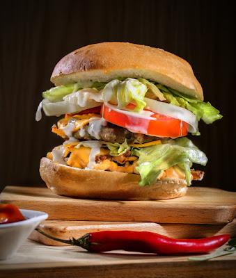 McDonald's Meat Burger Grow Breasts Naturally