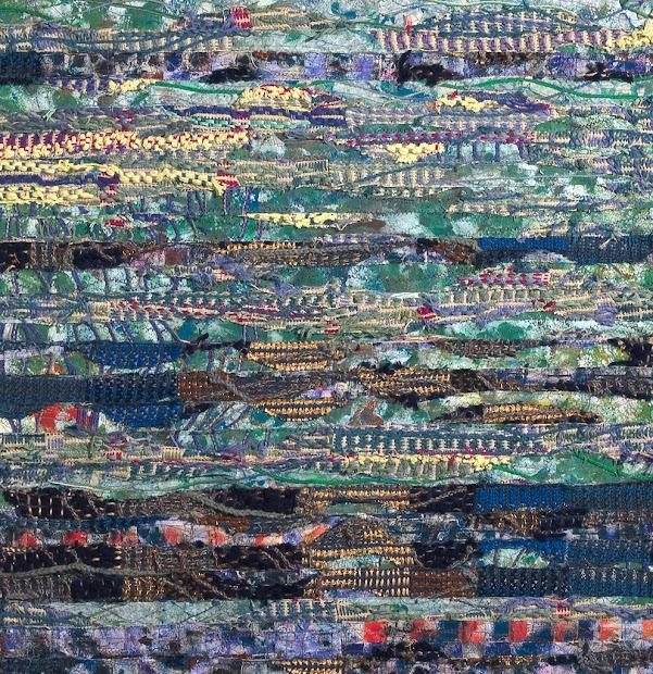 Fiber and Textile Artist Contemporary