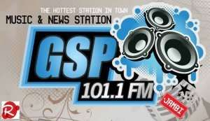 Streaming Radio GSP 101.1 fm Jambi