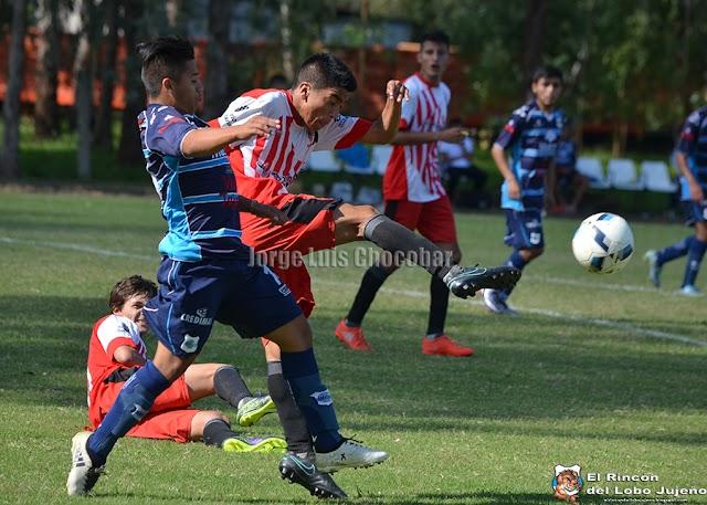El sub 19 cayó ante Atlético San Pedro