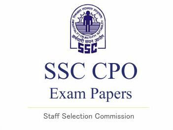 SSC CPO previous year papers - ssc cpo Questions answers