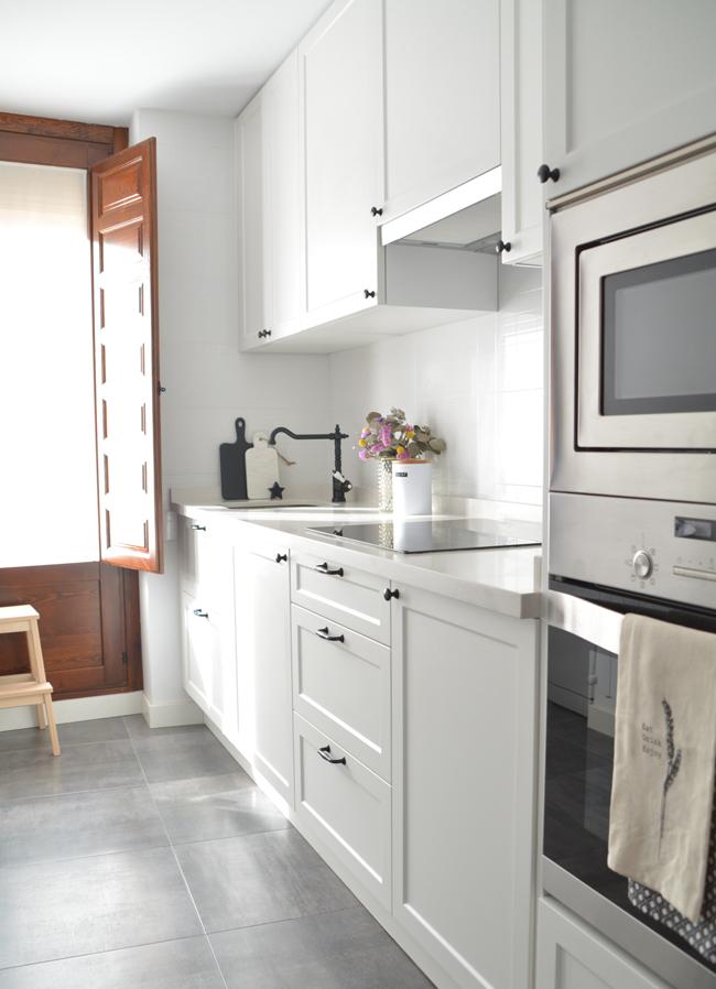 La casa abuhardillada de estilo nórdico de Yaiza
