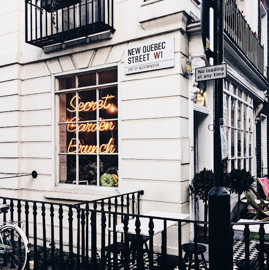 My Top 6 Brunch Spots in London