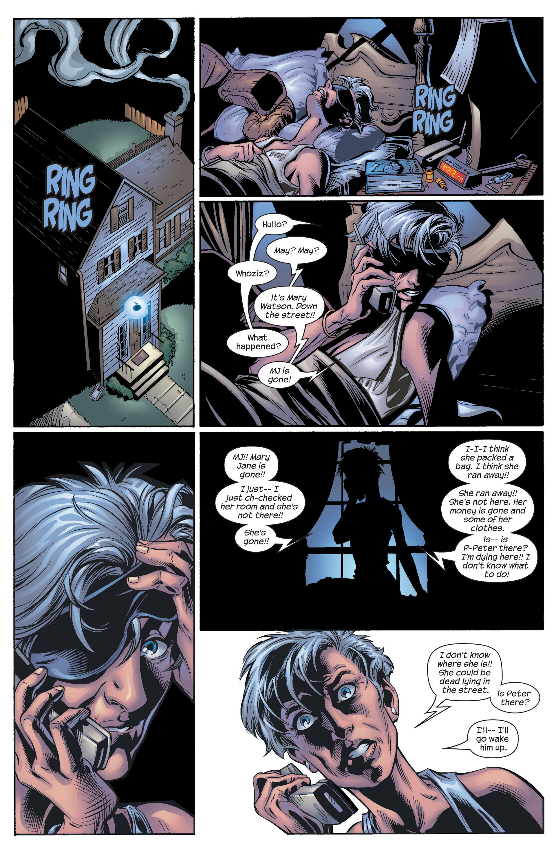 Read online Ultimate Spider-Man (2000) comic -  Issue #52 - 18