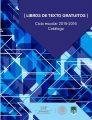 Catalogo de los Libros de Texto Gratuitos 2015-2016