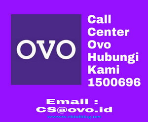 Call center Ovo terbaru 2019