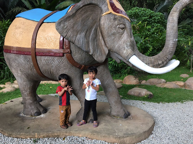 Trip To Lost World Of Tambun Part 3: Dry Land