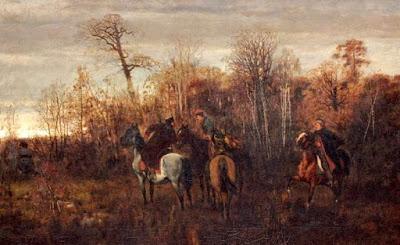 Obraz Ludomira Benedyktowicza Podjazd