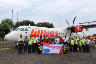 pesawat wings air karimunjawa