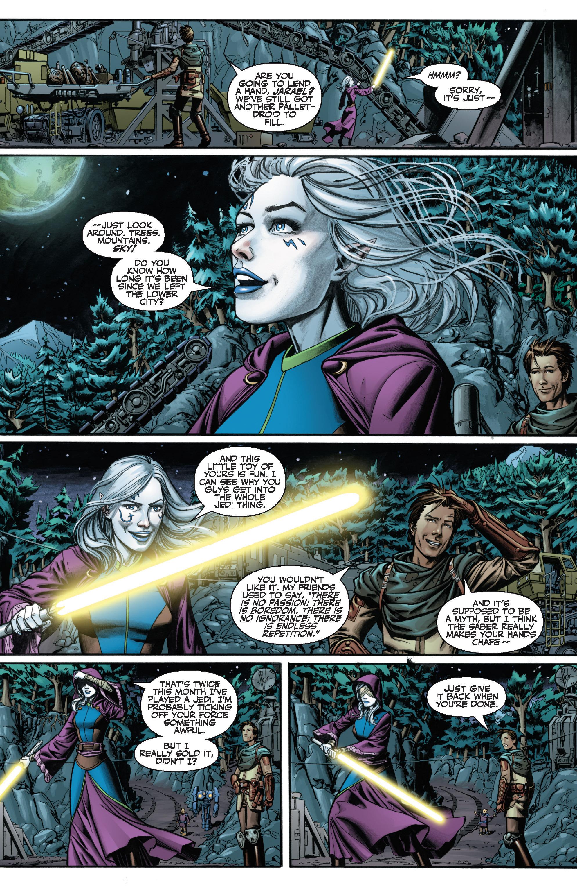 Read online Star Wars Omnibus comic -  Issue # Vol. 29 - 150