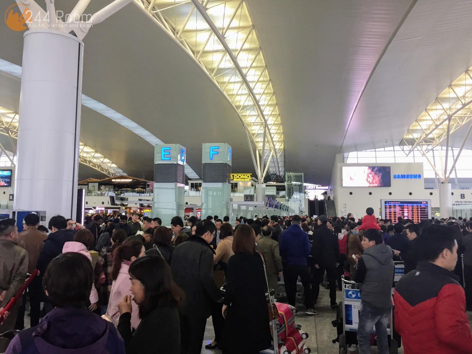 ノイバイ空港国際線ターミナル Noibai Airport Terminal2  2