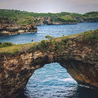 the hidden beauty of nature in bali island