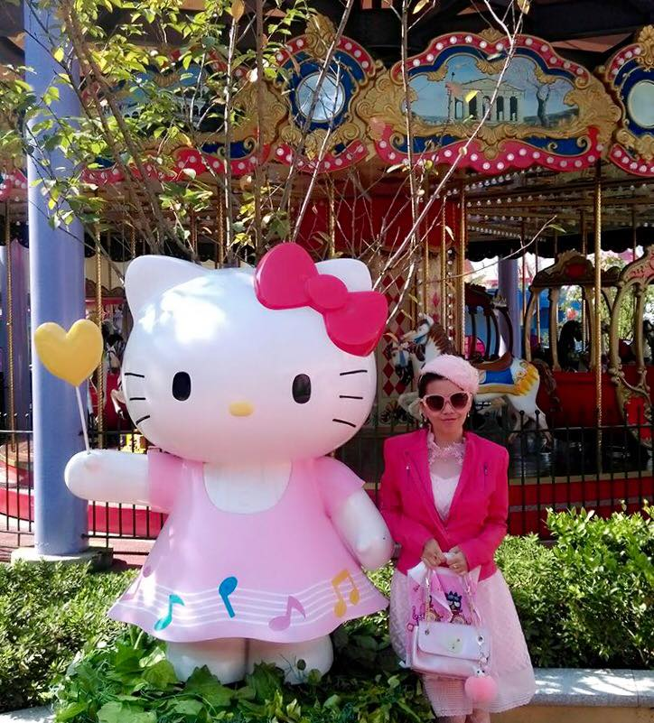 5c1958143d Hello Kitty Theme  Everything comes in pink