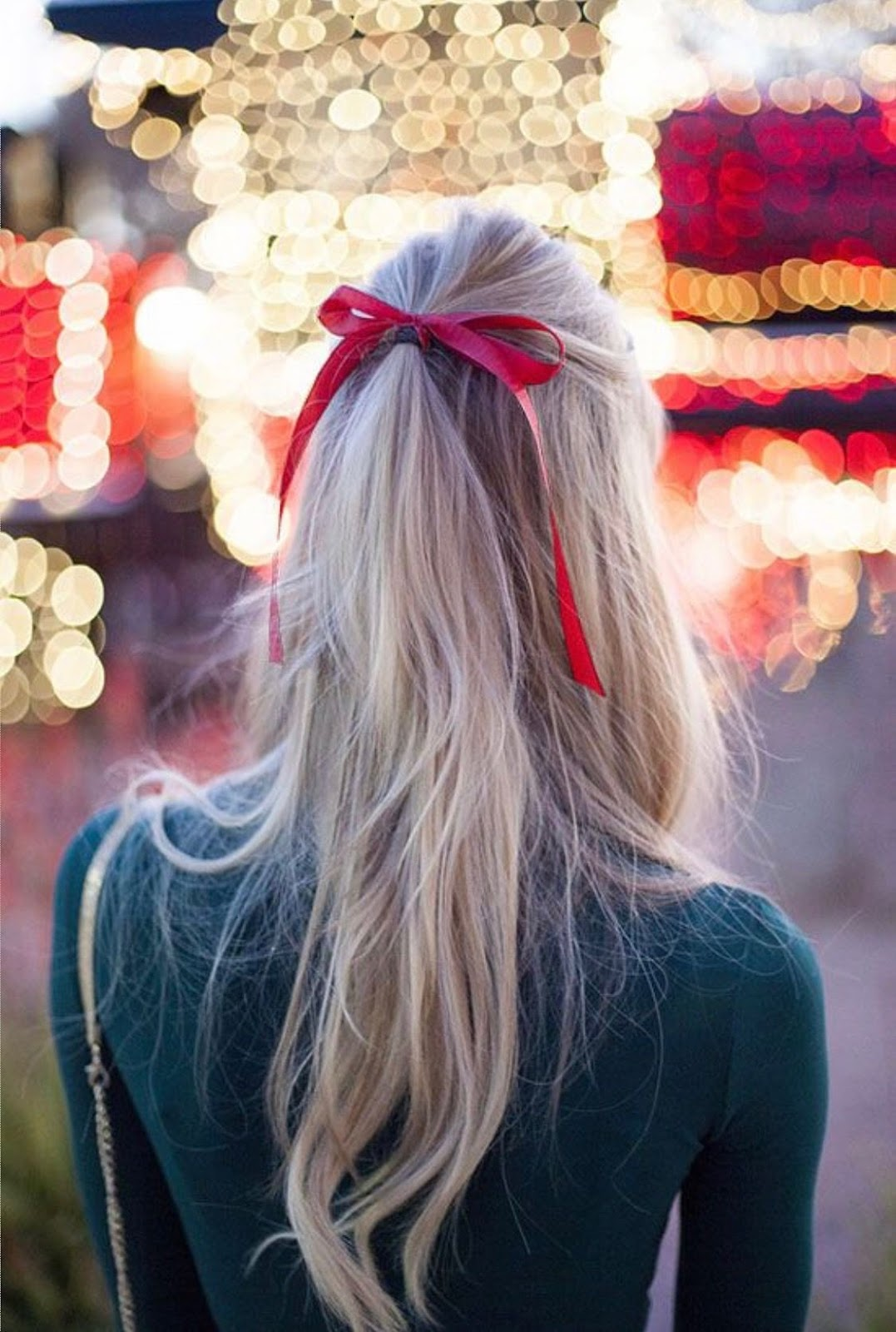 easy and trendy hairstyle idea