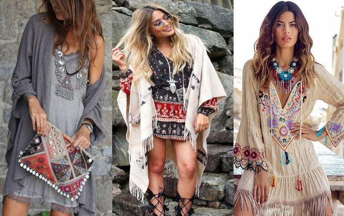 Богемный стиль моды
