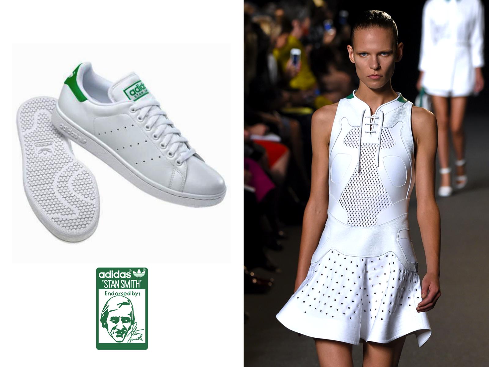 Australia Coronel Polar  INTO THE FASHION: INSPIRATION Adidas Stan Smith… Alexander Wang SS  2015
