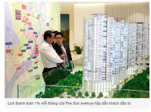 Căn hộ nhiều phòng ngủ ở khu Đông Sài Gòn hấp dẫn khách đầu tư