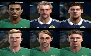 Facepack Derby County Pes 2013 by bradpit62