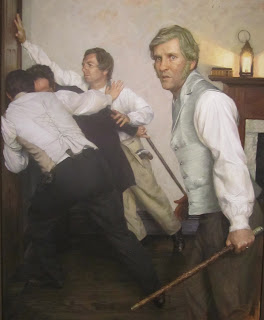 Tim in English: Brothers Joseph Smith and Hyrum Smith