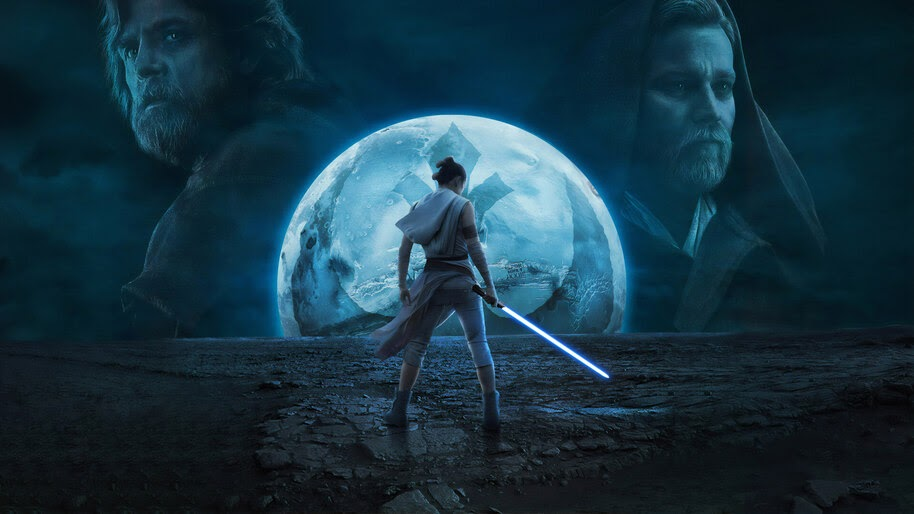 Star Wars The Rise Of Skywalker Rey 4k Wallpaper 7577