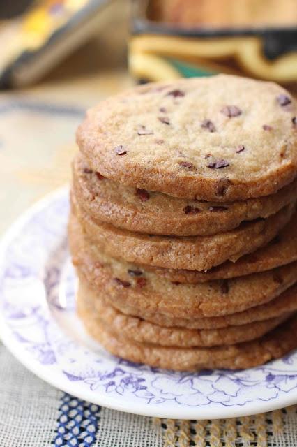biscuits ble noir et cacao