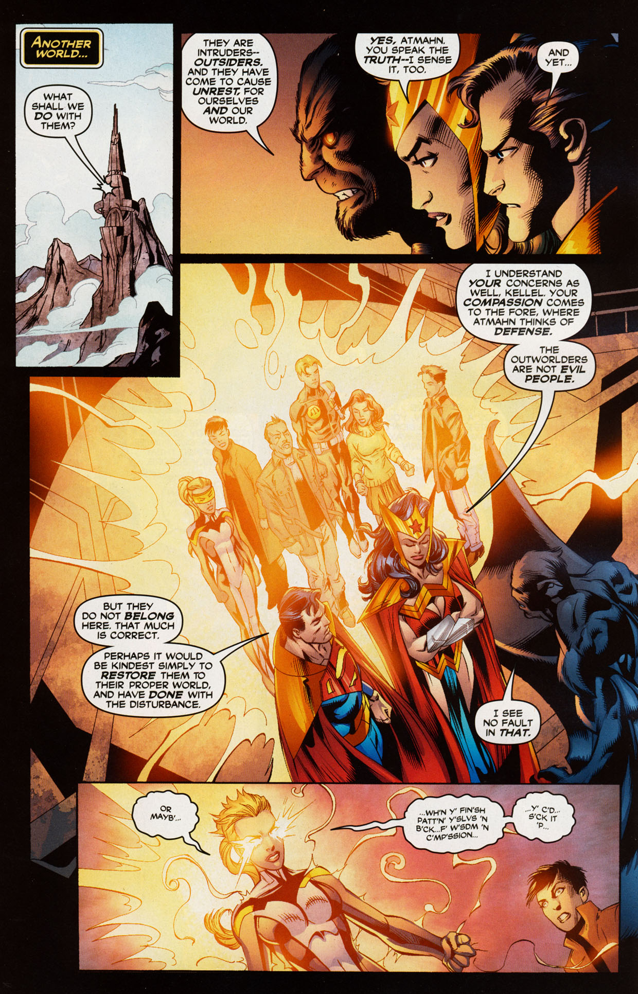 Read online Trinity (2008) comic -  Issue #38 - 3