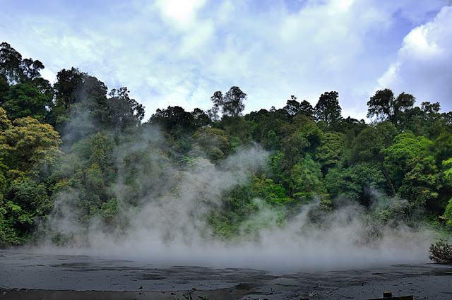 Kawah Kamojang wisata kawah aktif di majalaya bandung