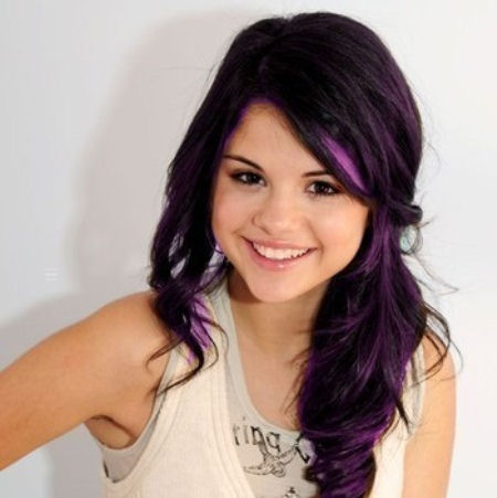 Hair Trend : Purple Ombre ~ Shine Fuse
