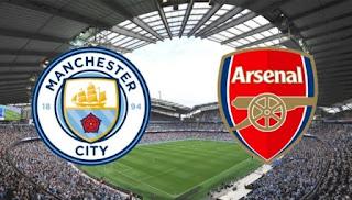 Prediksi Manchester City vs Arsenal - Liga Inggris Minggu 5/11/2017