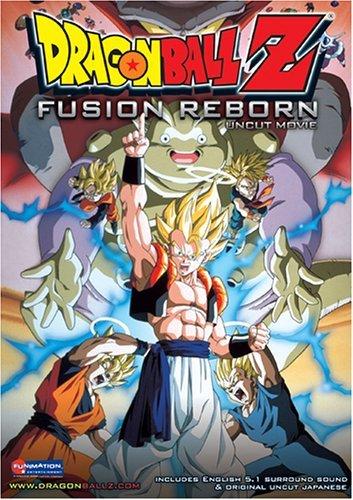 Dragonball fusion movie z