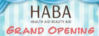 Parkson Imago HABA Grand Opening