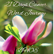 Day 17 - 21 Days Cancer Word Journey