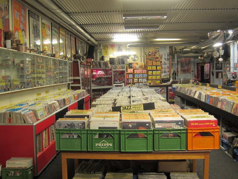 Retro Man Blog Stockholm Retro Part 3 Record Stores And