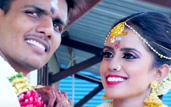 Malaysian Indian Wedding Highlights of Ganesh & Suba