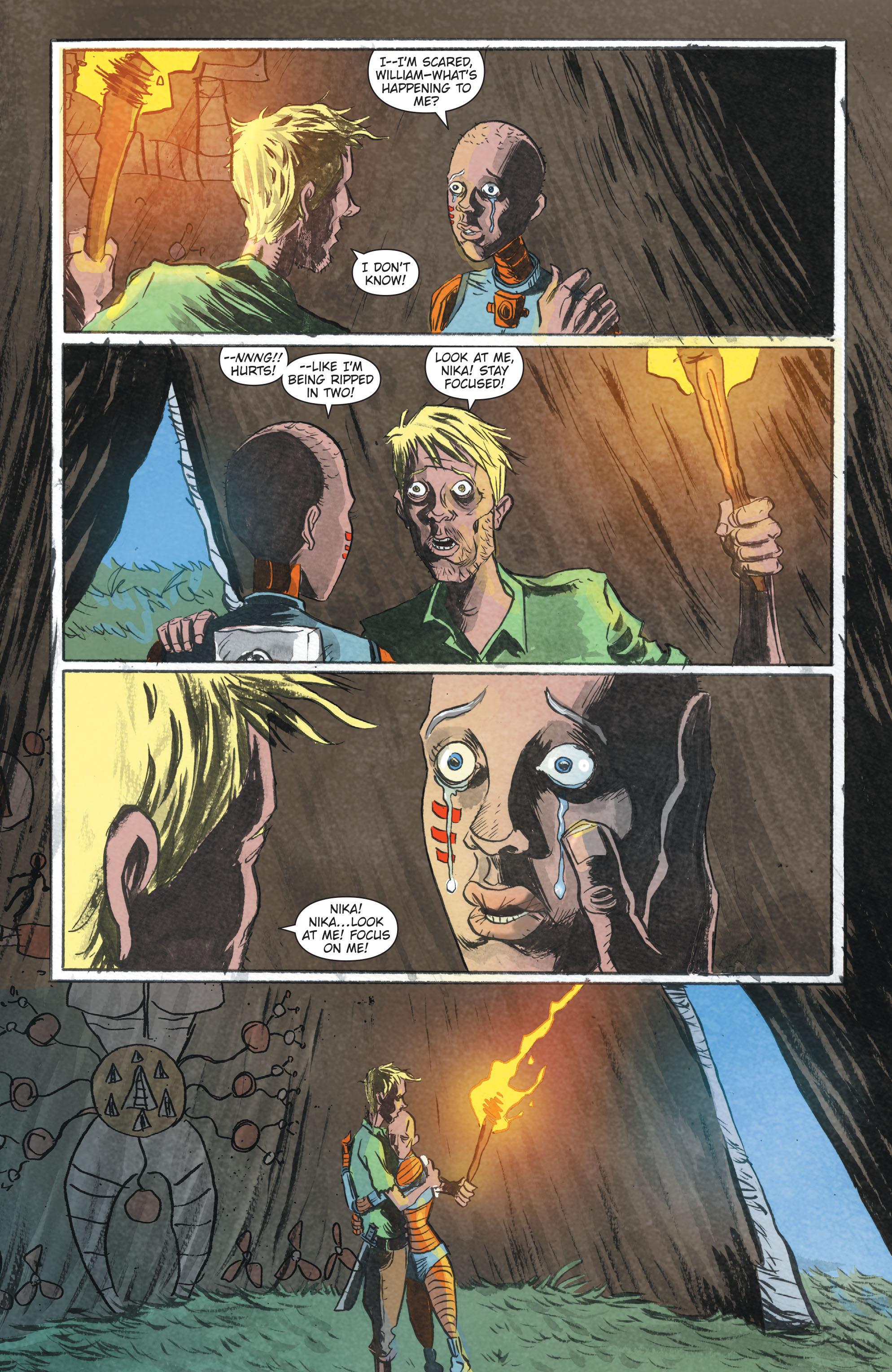 Read online Trillium comic -  Issue # TPB - 91