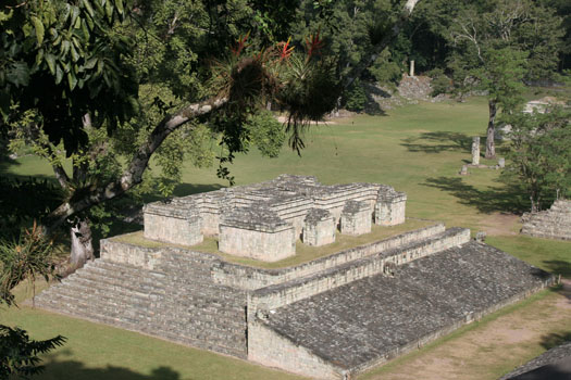 Copan: stunning treasure of Honduras