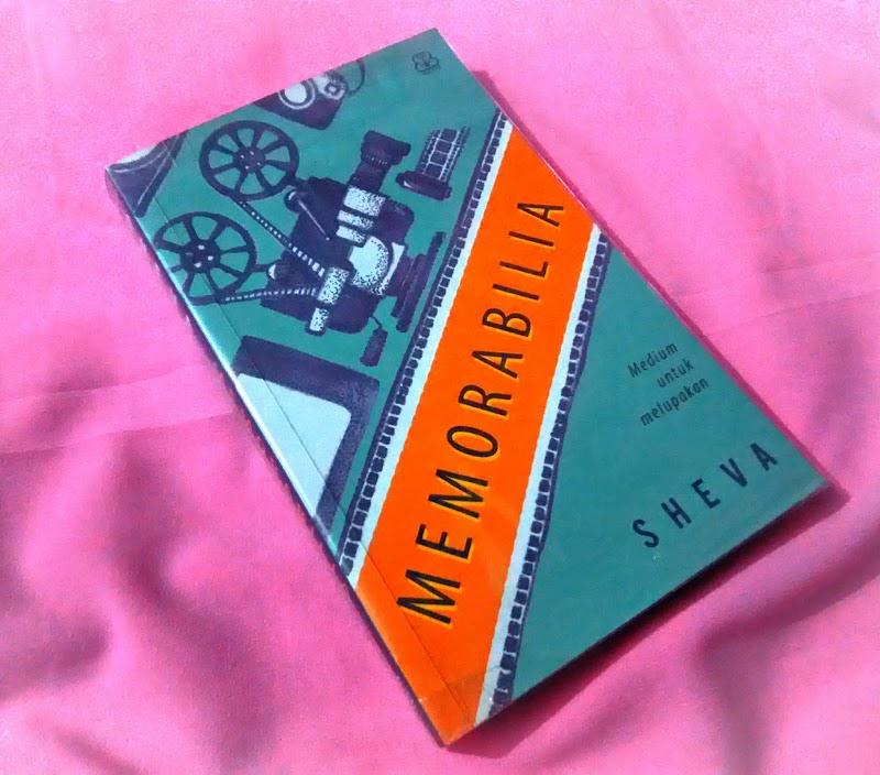 Resensi Novel: Memorabilia-Sheva