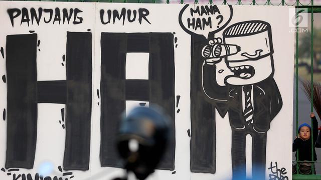 Aktivis 98 Minta Pemerintah Serius Tuntaskan Pelanggaran HAM Saat Aksi Reformasi